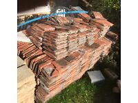 Marley plain roof tiles