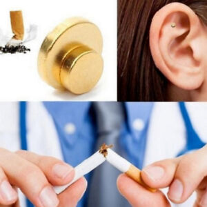 Smoking Quit Magnet Acupressure Ear Smoke Therapy Stop Auricular Zero Magnetic C