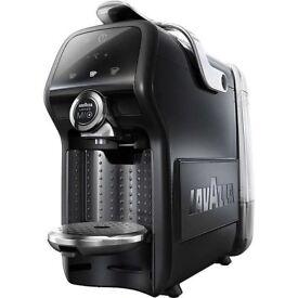 Lavazza A Modo Mio Magia LM6000 Espresso Coffee Machine, Black