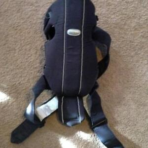 Slightly used baby Bjorn carrier