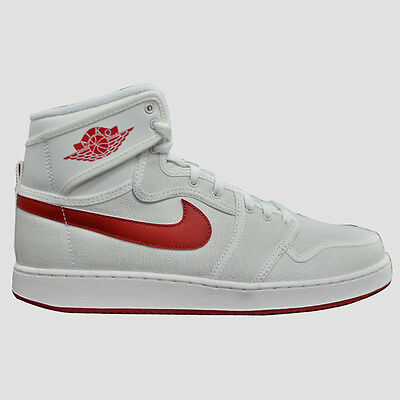 2016 Nike Air Jordan 1 Aj1 Ko High Og Sz 11 Canvas Sail Varsity Red 638471 102