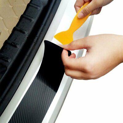 4x Auto Einstiegsleisten Lackschutz Schutzfolie Scuff Carbon Aufkleber SPT