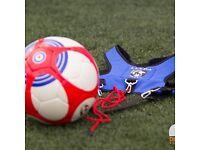 Football Training Ball. Football Trainer Aid.Llera Sport Skill Ball