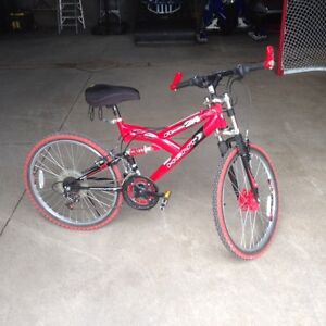 Bicyclette 24''