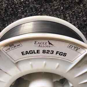 Eagle Alloys Gas Shielded Flux Cored All Position Welding Wire