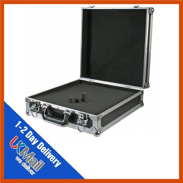 Pulse Universal Flight Case Small Heavy Duty Foam Inlay Carry Case