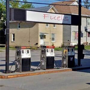 Gas Station & Service Center, For Sale   $595,000.00