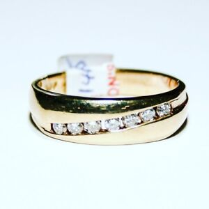Men's Diamond Ring $975 at Great Pacific Pawnbrokers