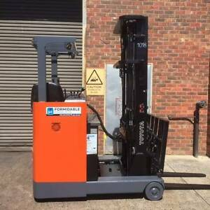 Toyota 6FBRE20 Reach Forklift Clayton South Kingston Area Preview
