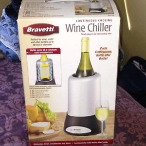 Bottle chilled