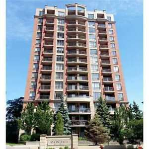 UPDATED LUXURY PENTHOUSE ON SHEPPARD SUBWAY ST, UTILITIES INCL