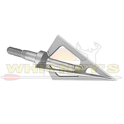 Magnus Archery Snuffer SS Fixed Blade Broadhead / Point 100 gr pack of 3 - 20100 100 Fixed Blade Broadhead