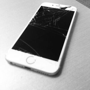 Iphone screen replacement - 1 hour service *WARRANTY