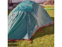 new vango viper two man tent