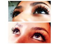 Peeping Beauty Semi Permanent Eyelashes and Brows