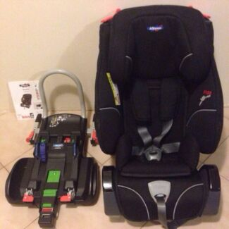 Klippan isofix reversible car seat for extended rear facing  Warnbro Rockingham Area Preview