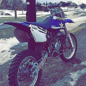 Fresh top and bottom end 2010 Yz85