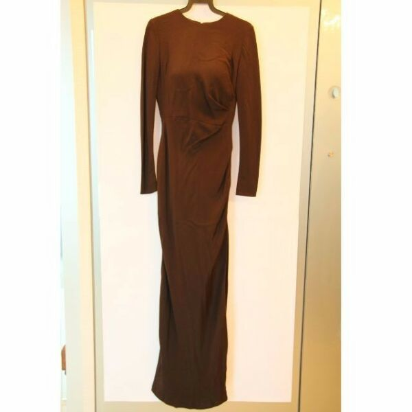New Exceptionally Long Dress (which is as long as a evening Gown) - Black