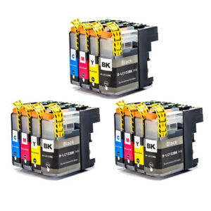 LC103BK LC101BK XL Series High Yield Ink Cartridge Replacement