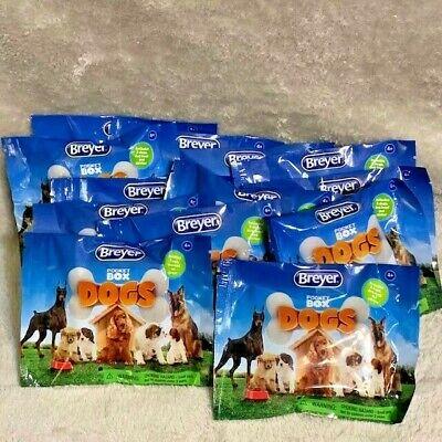 Breyer Pocket Box DOGS - 13 Factory Sealed Blind Bags