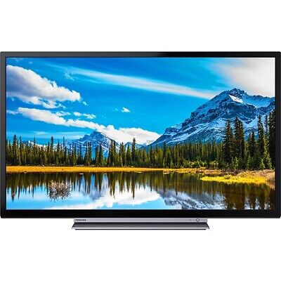 "TV 32"" TOSHIBA 32W3863DA LED HD READY 600 PQI SMART WIFI NO SAMSUNG NO 4K UHD tweedehands  verschepen naar Netherlands"