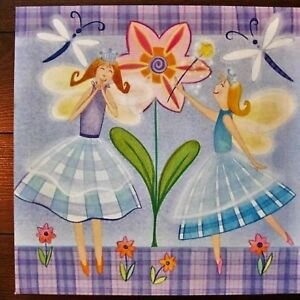 FAIRY PRINT/PICTURE/PAINTING ON CANVAS