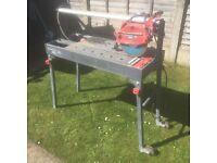 RUBI professional 240 volts tile cutter / wet saw