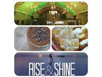 Rise and Shine Liverpool - an alternative Christmas Party. Alcohol Free and High on Life