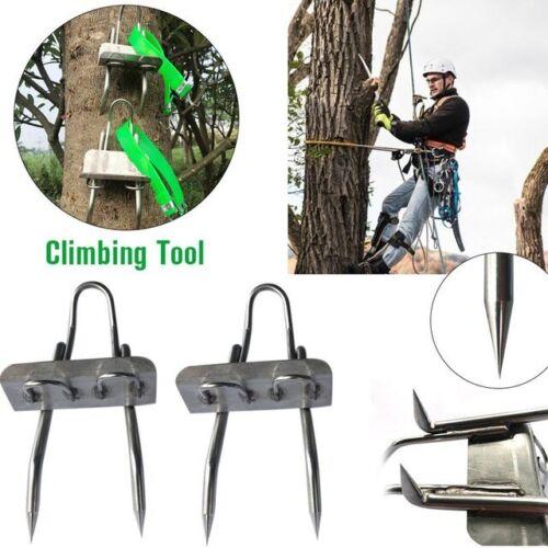 Puas Para Escalar Arboles Fabricadas Acero Inoxidable para Zapato, Resistentes