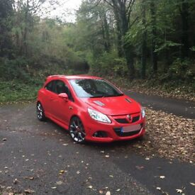 "PX WELCOME. 2007 ""57 plate"" Vauxhall corsa vxr 1.6 Turbo flame red highly modified show car MUST SEE"
