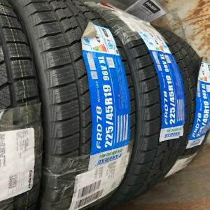 NEW 225/45R19 XL WINTER TIRES ONLY $ 100 EACH PLUS TAXES