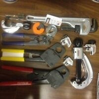 plumbing tools for sale