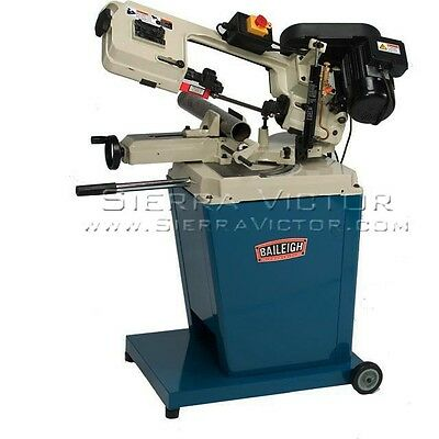5 Baileigh Portable Band Saw Bs-128m