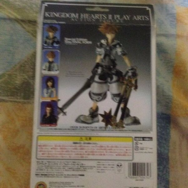 Kingdoms Heart Playarts