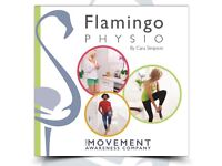 PREVENT BACK AND NECK PAIN (and more!)... Flamingo PHYSIO a unique book now launched