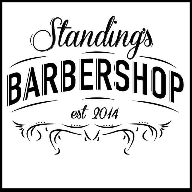Rent a chair at Standing's barbershop