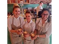 WAITING STAFF WANTED - NEW RESTAURANT OPENING - SOUTHAMPTON WATERMARK – RECRUITING FOR A NEW FLOCK!