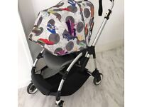 Bugaboo bee 3 with limited edition hood