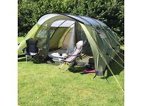Outwell 6 Man Tent & Full Start Up Set Up