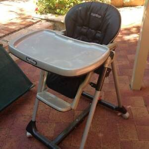 Peg-Perego high chair South Perth South Perth Area Preview