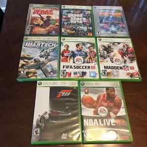 **Games for XBOX 360**