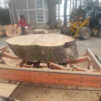 Custom portable woodmizer for hire