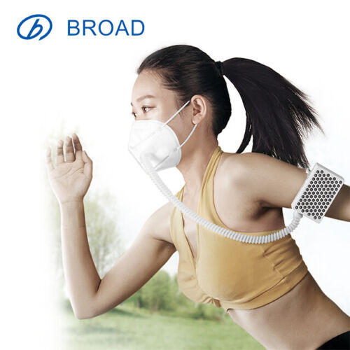 BROAD Electrical AirPro Purifying Respirator with HEPA Filter
