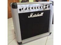 Marshall Amplifier MG series 15DFX