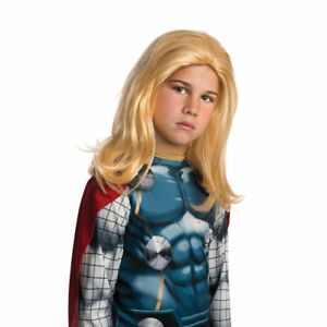 Thor Wig for boy for Halloween