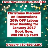Christmas Renovation Sale!!!