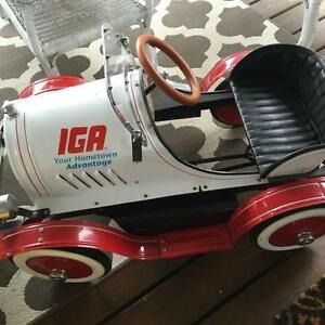 Pedal Car Wanted