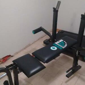 Bench press York space saver- need gone ASAP