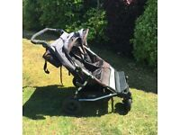 Mountain Buggy Duet - best double pram