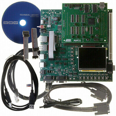Brand New Atmel Series Stk1000 Development Board Kit Atstk1000 159.95 Only